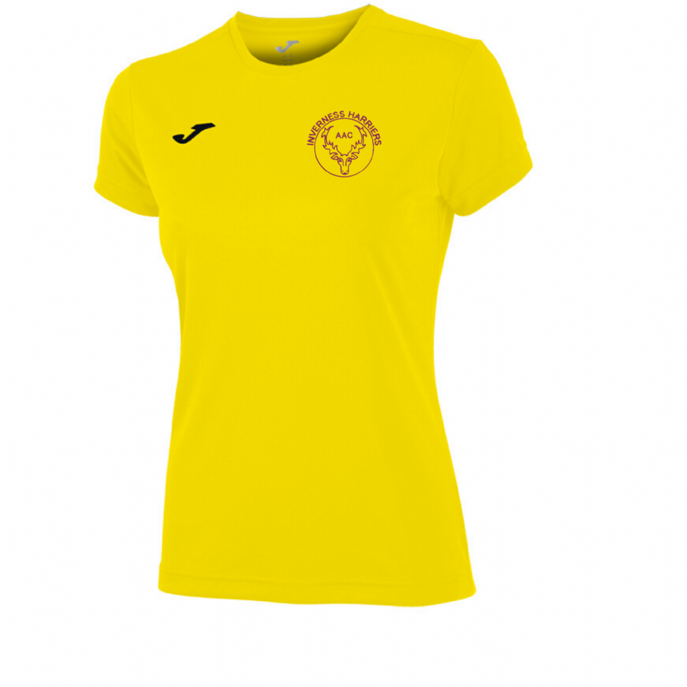 COMBI T-SHIRT WOMAN YELLOW